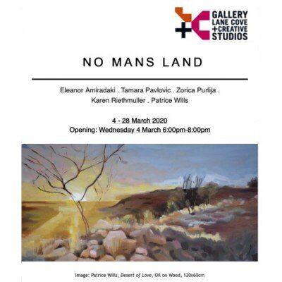 No Mans Land.  Gallery Lane cove
