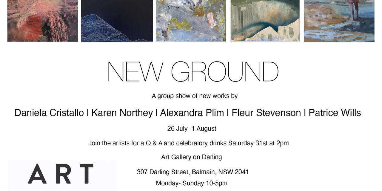 new ground flyer