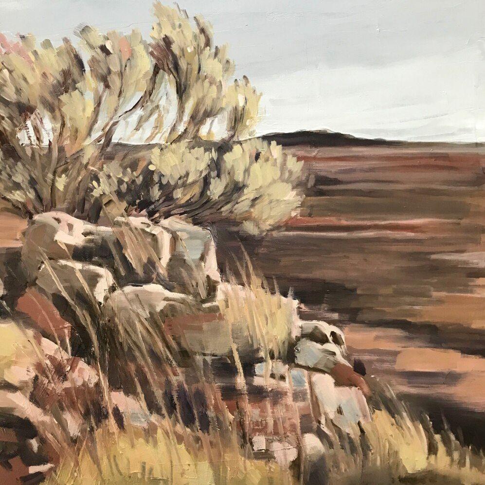 Melancholy Desert