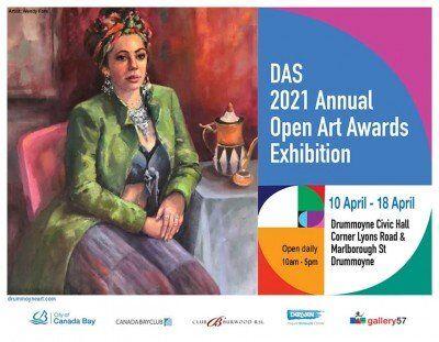 Drummoyne Art Society Open Art Awards