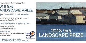 Waverly Woollahra Landscape Prize