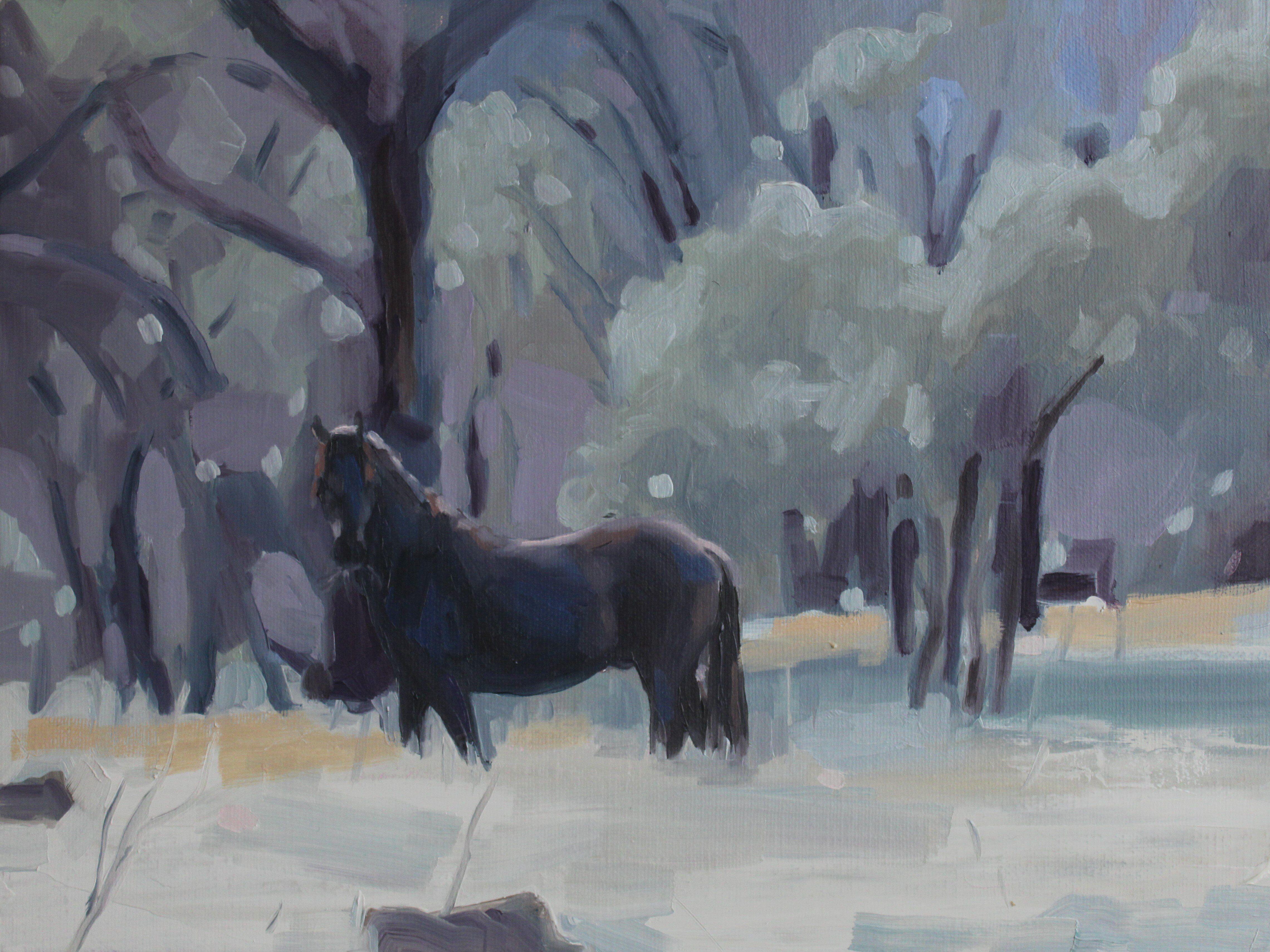Bright Horses 1