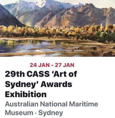 Combined Art Societies 2019 Art Awards
