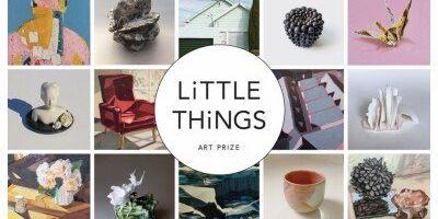 Little Things Art Prize. Saint Cloche Gallery