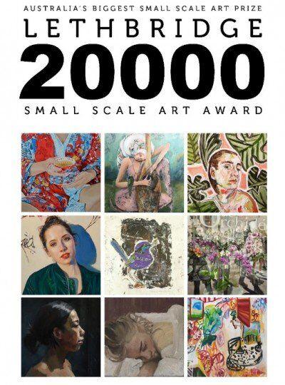 Lethrbidge 20000 Art Award.  Lethbridge Gallery