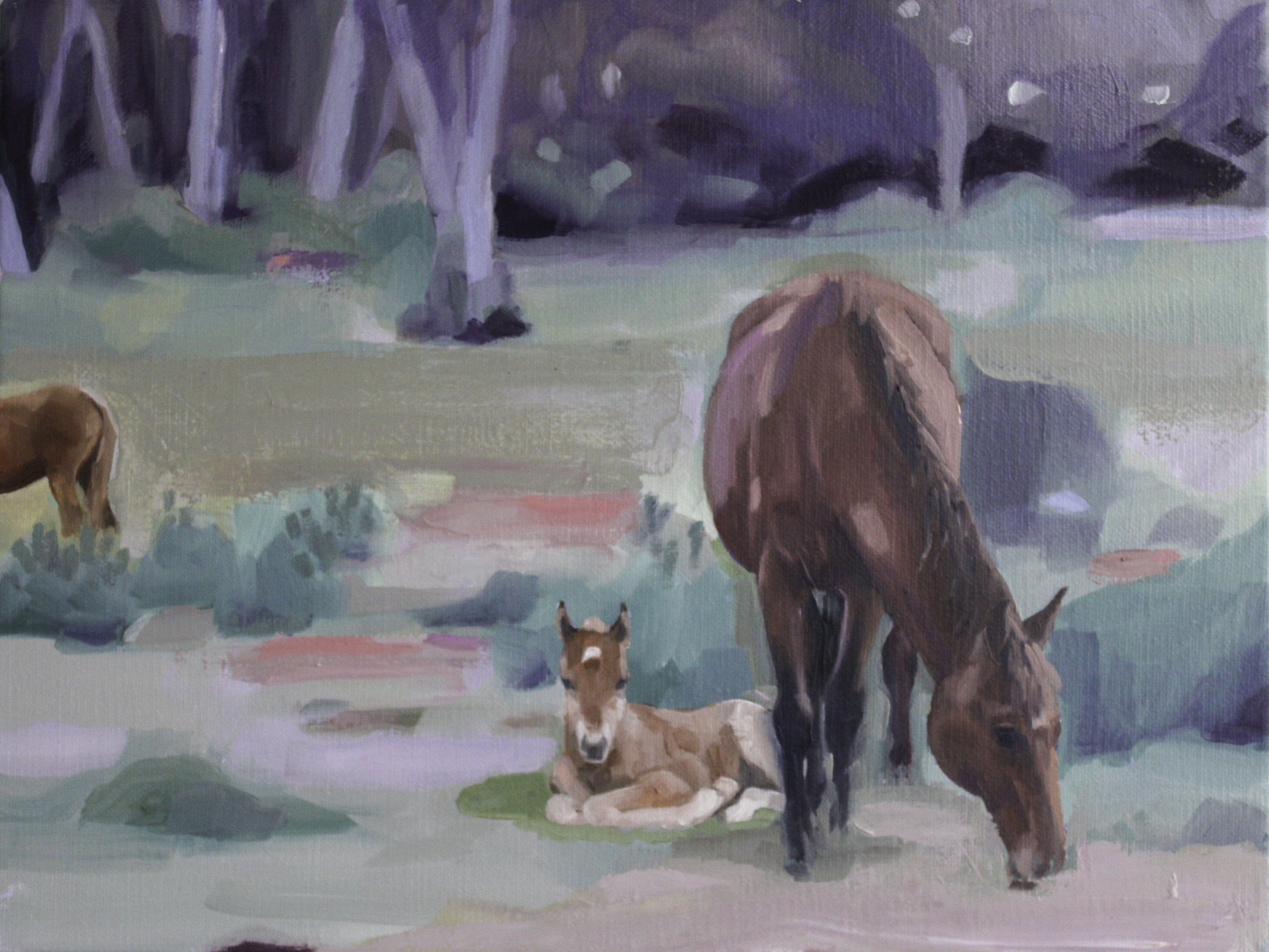 Bright Horses 2