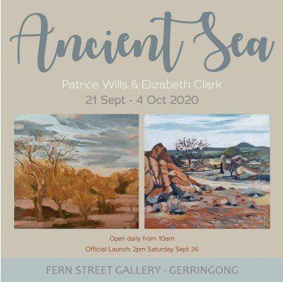 Ancient Sea. Fern St Gallery