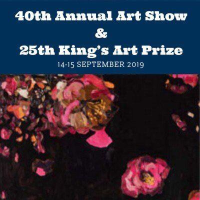 Kings 40th Art Show.  Kings School