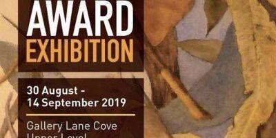 Lane Cove Art Award.  Gallery Lane Cove